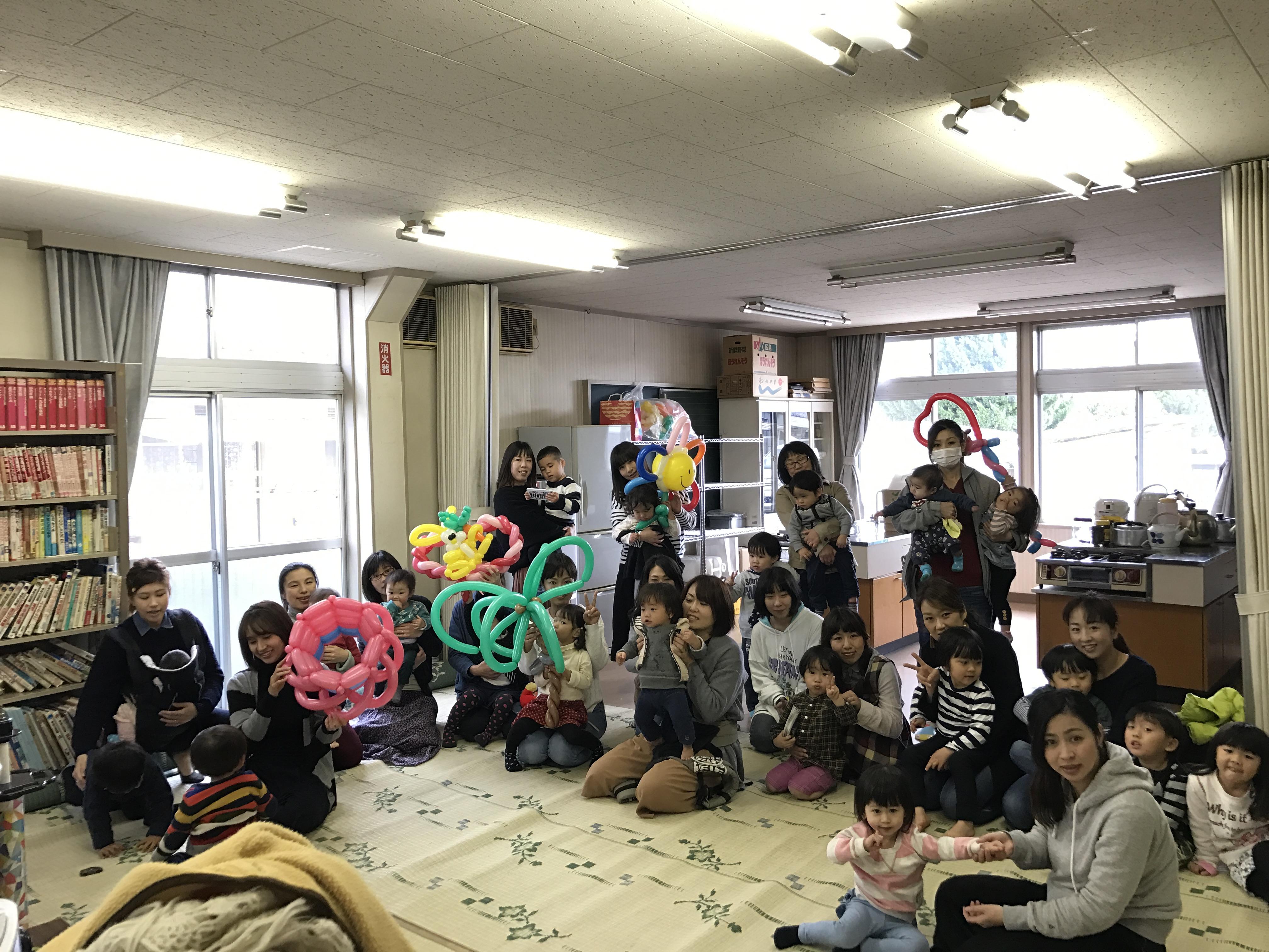 宇野学区おやこクラブさん〜2017.3.7〜