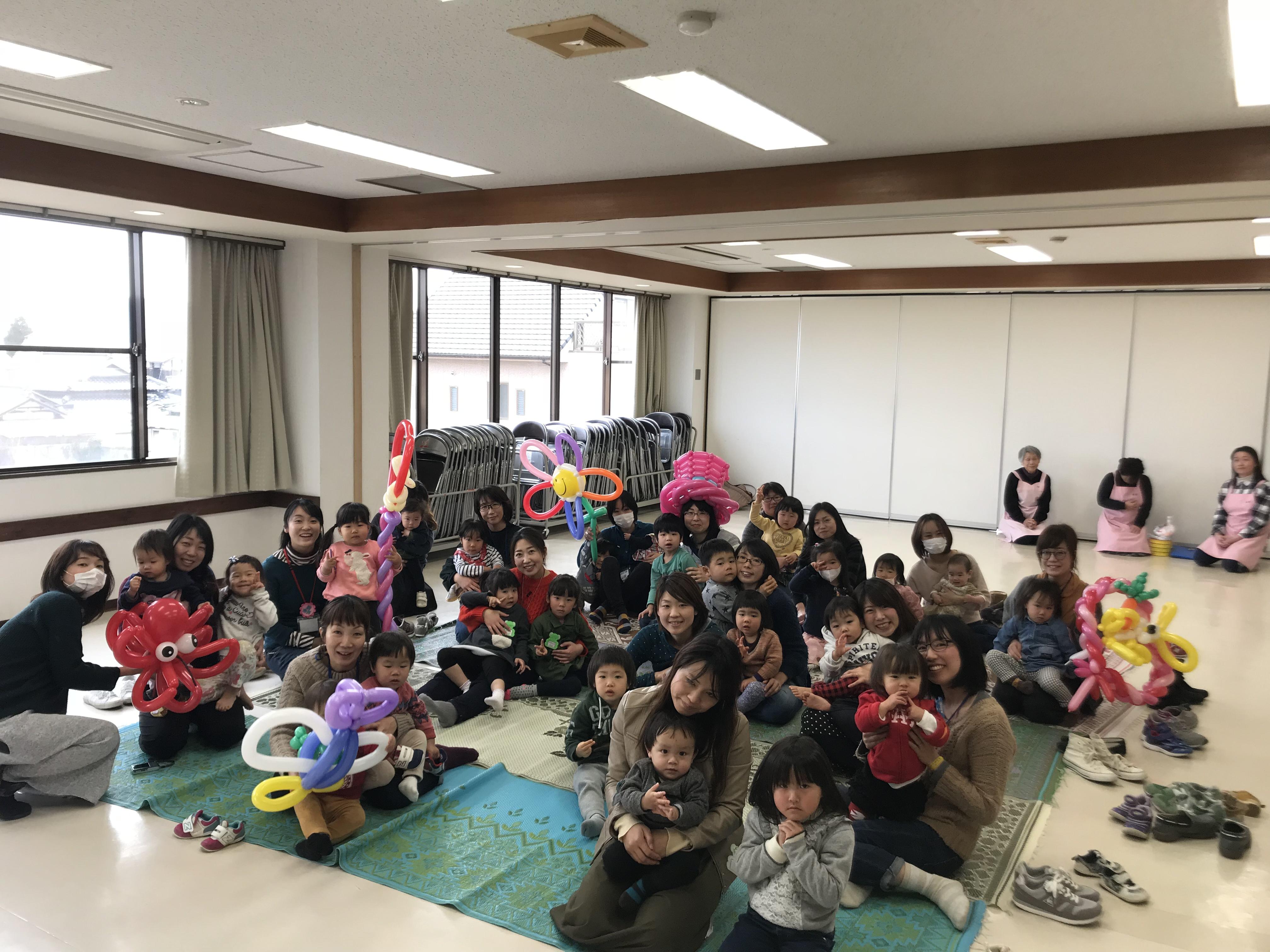 庄内おやこクラブ弥生会さん〜2018.2.19〜