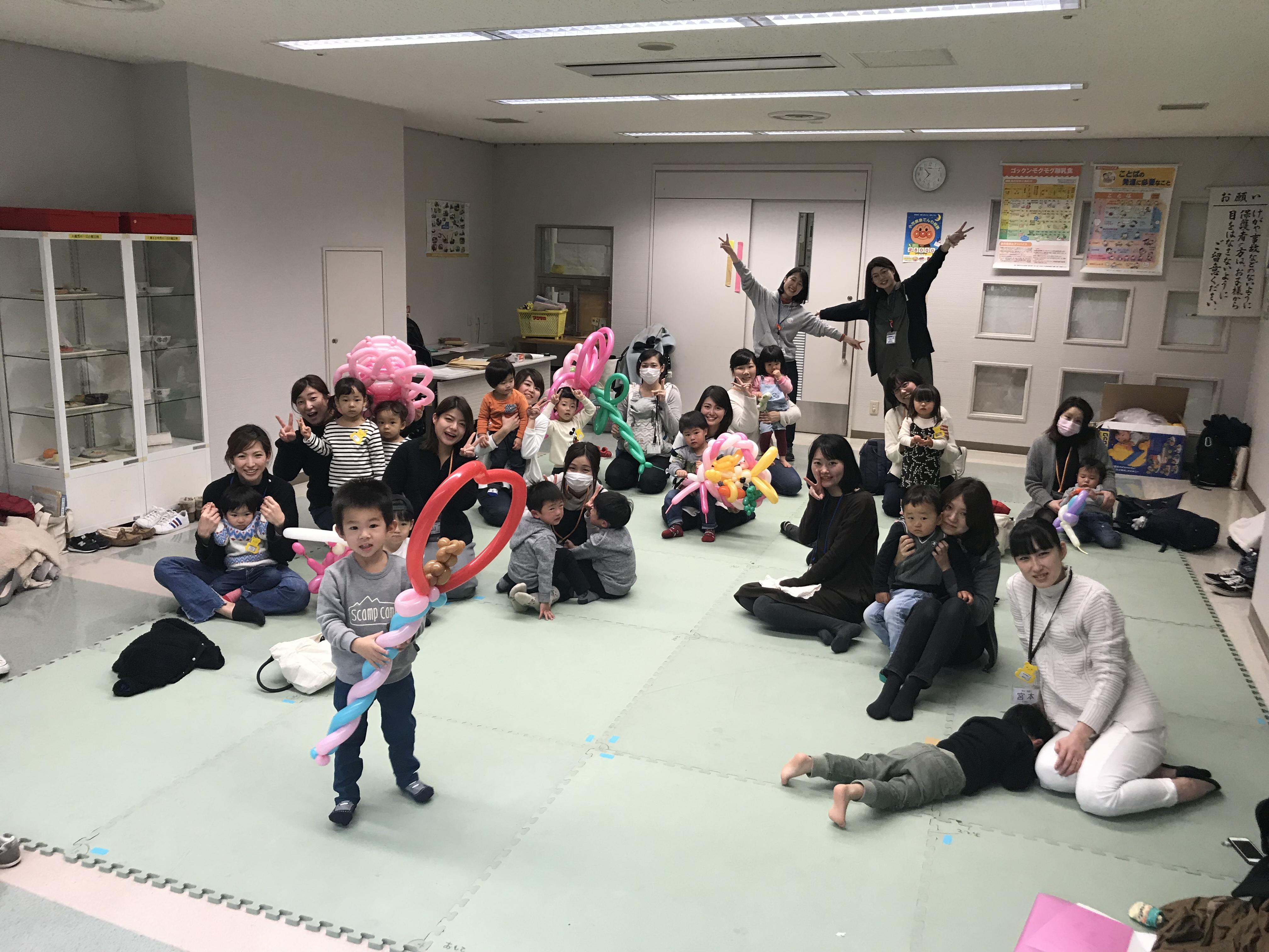 おやこクラブ北ブロック会長会〜2019.2.18〜