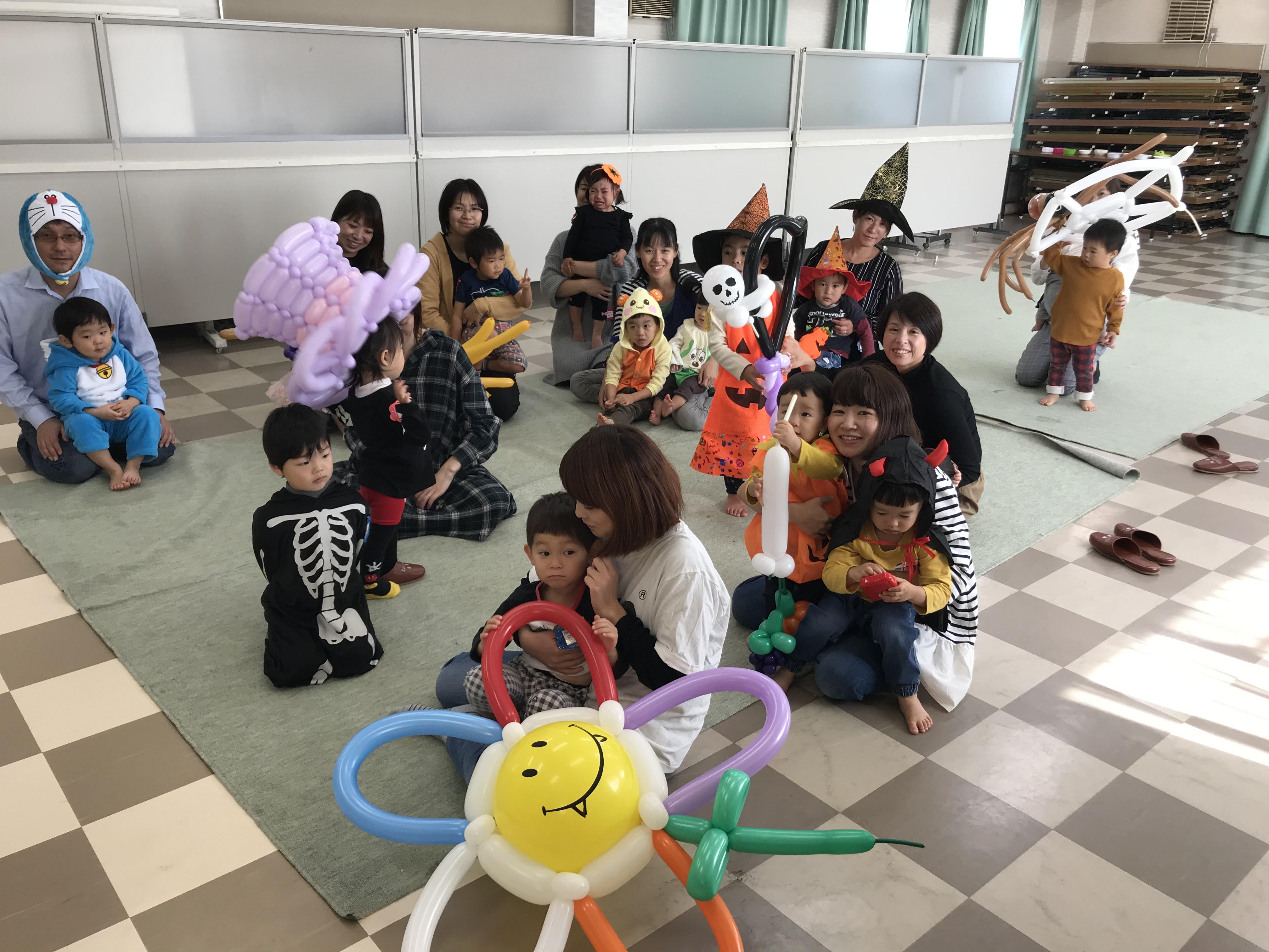 旭操学区おやこクラブどんぐり会〜2019.11.31〜